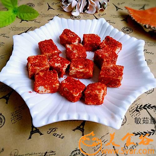 红豆腐的做法